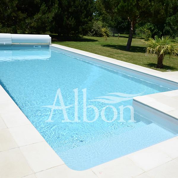 Liners la gamme for Liner de piscine qui plisse
