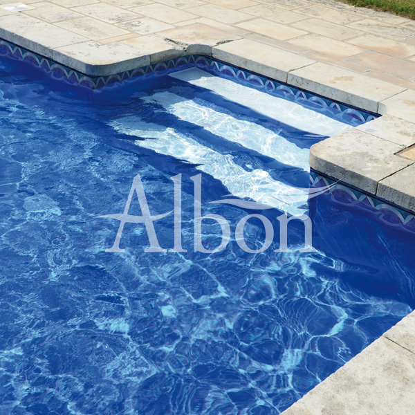 Frise liner piscine awesome promo frises pour la piscine for Colle pour liner piscine hors sol